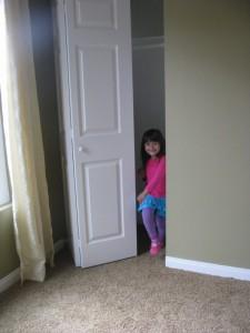 Sienna closet